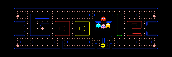 Pac-man's birthday